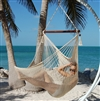 Large Caribbean Hammock Chair (CREAM)